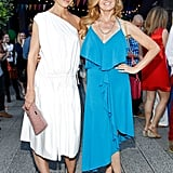 Celebrities at Coach Summer Party in NYC