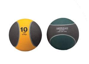 Elite Medicine Ball ($20)