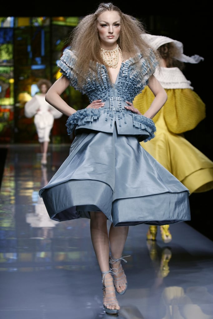 Christian Dior Spring 2009 Haute Couture