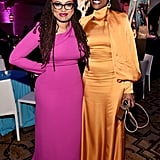 Pictured: Ava DuVernay and Issa Rae