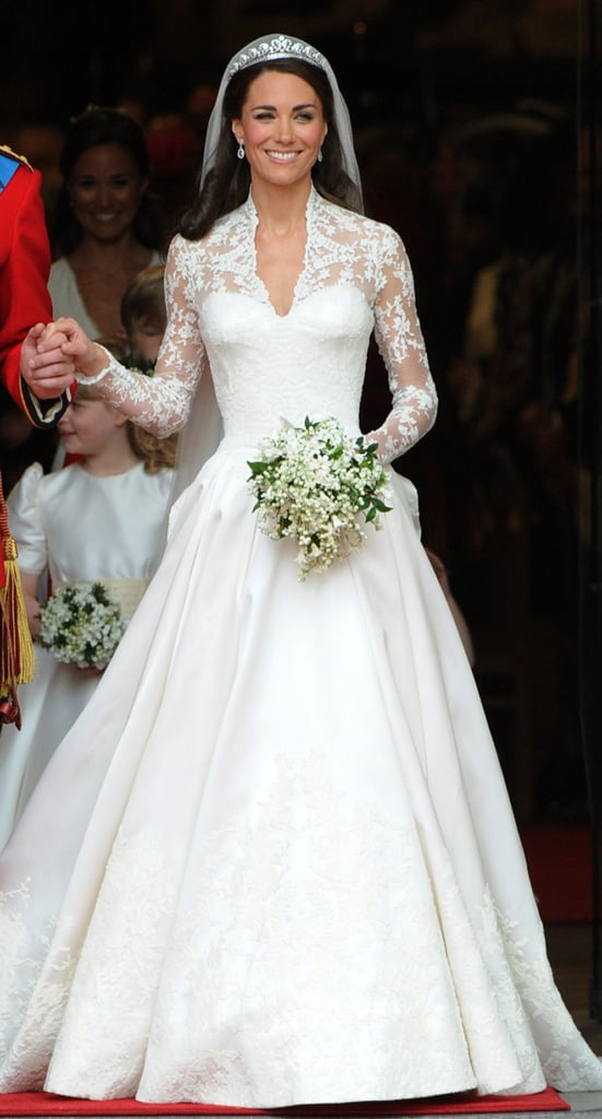 7 Kate Middleton-Inspired Wedding Dresses You Can Actually Afford