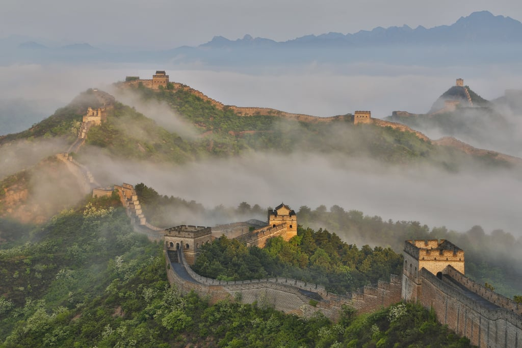 Virtual Tour of the Great Wall of China