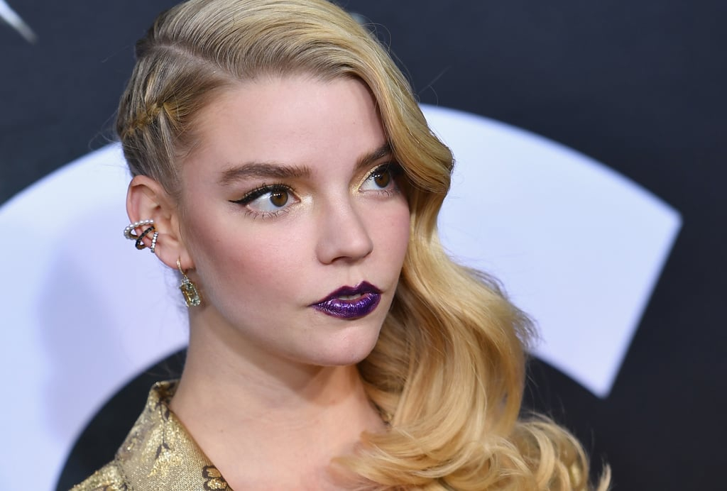 Anya Taylor-Joy's Best Red Carpet Hair and Makeup Looks