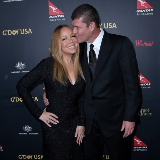 Mariah Carey Talks About Engagement to James Packer