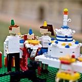 The Royal Birthday Celebration — Lego Style