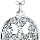 Minnie Mouse Pendant Necklace
