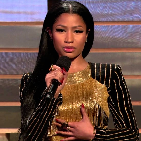 "Nicki Minaj Reading Maya Angelou's ""Still I Rise"""