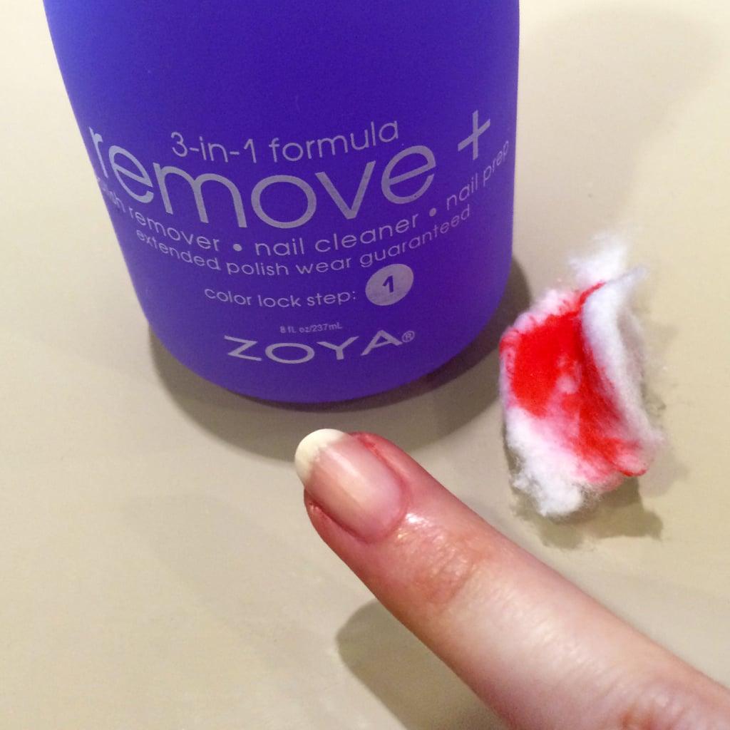 Zoya Remove Plus | Nail-Polish Remover Reviews | POPSUGAR Beauty Photo 7