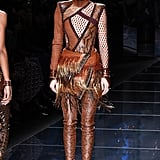Kendall Debuted These Ultrasexy Balmain Snakeskin Boots on the Catwalk