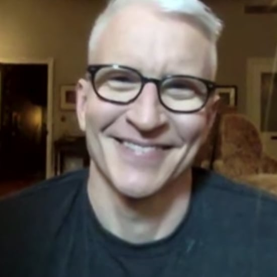 Anderson Cooper on Raising a Baby During a Pandemic | Video