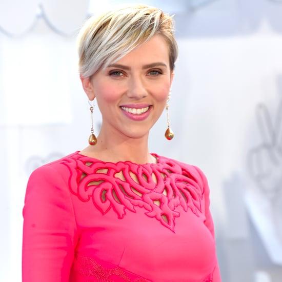 Scarlett Johansson Look-Alike Grandma