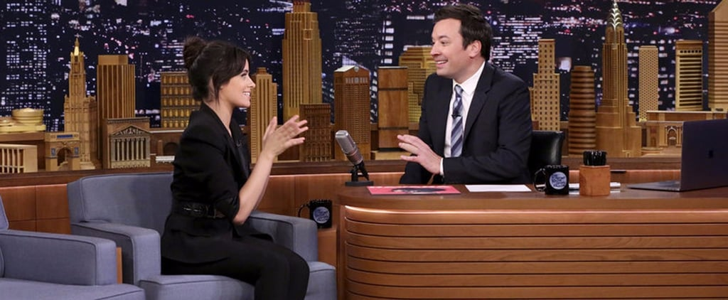 Camila Cabello Talks About That Time She Was a Grandma at Taylor Swift's Party
