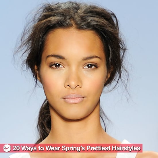 Spring 2011 Hairstyles: 20 Ways to Wear Spring Trends