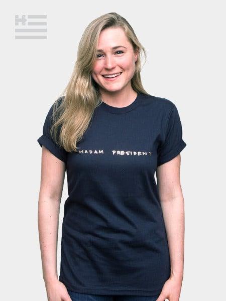 Madam President Tee ($45)