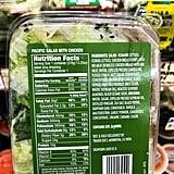 Pacific Salad ($5)
