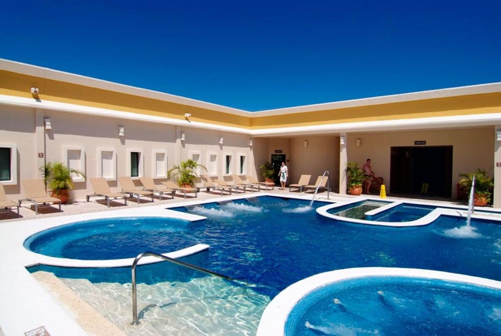 Sandos Caracol Eco Resort, Playa del Carmen, Mexico