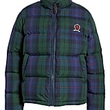 Tommy Jeans TJW Plaid Puffer Jacket