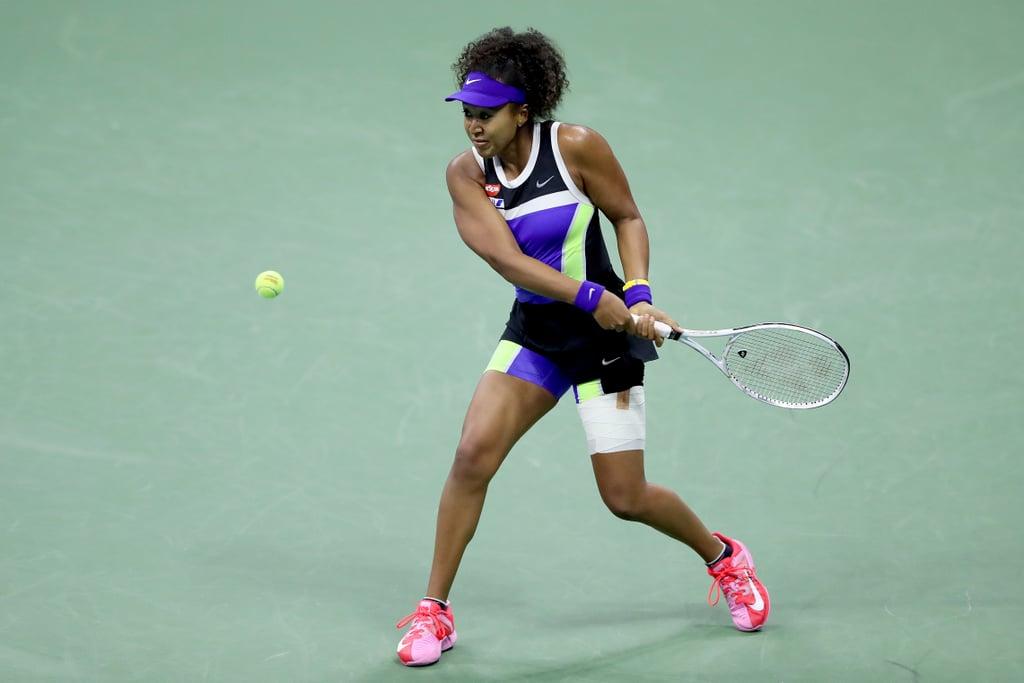 Naomi Osaka's Home Strength Exercises
