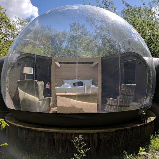 Bubble Dome Houses in Ireland