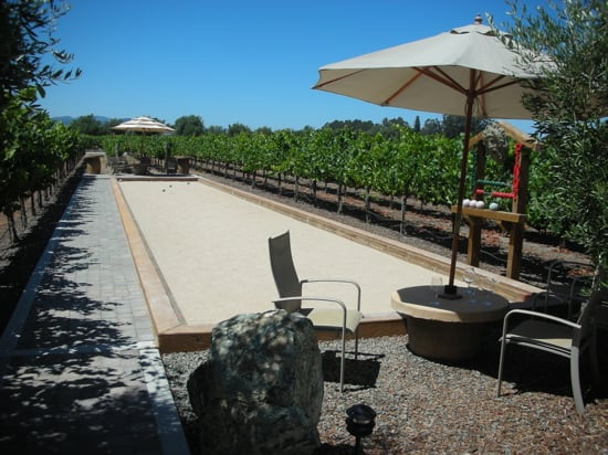 Crave Worthy: A Backyard Bocce Court