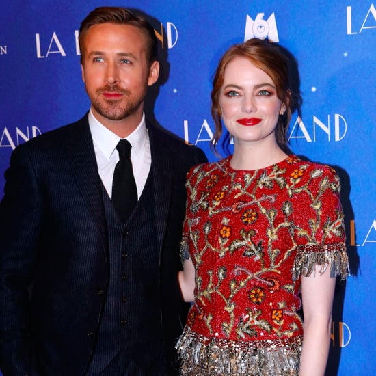 Ryan Gosling and Emma Stone La La Land Paris Premiere 2017