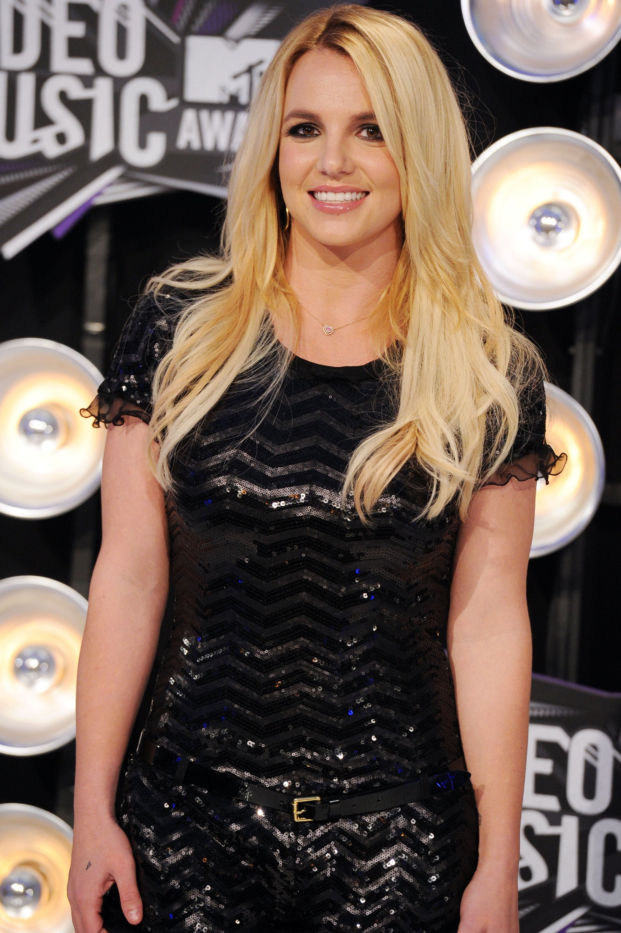 Britney Spears Pictures With Jason Trawick at the 2011 MTV ...