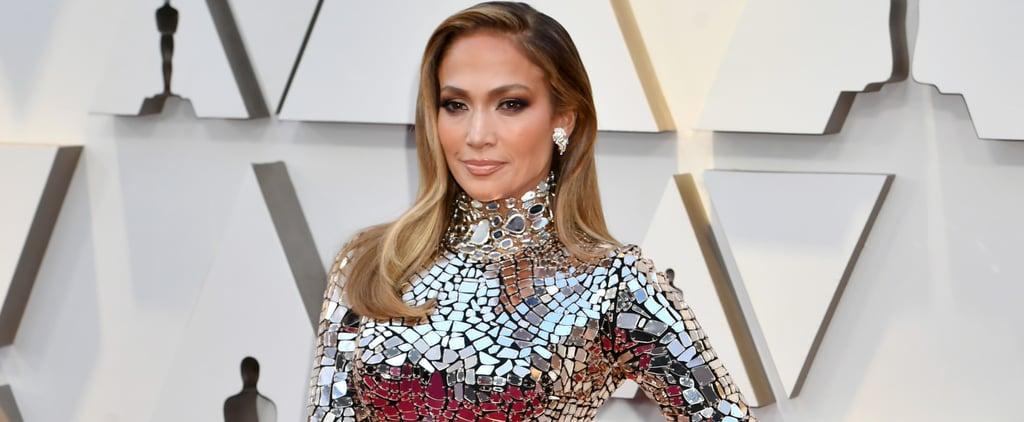 Jennifer Lopez's Advice For Bradley Cooper at 2019 Oscars