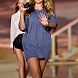 And Also Filmed on the Runway
