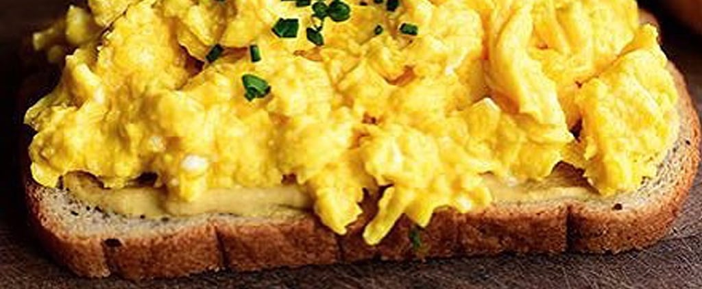 The Pioneer Woman's Egg Sandwich