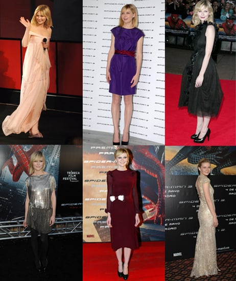 Which Kirsten Spidey Tour Outfit Is The Most Fab?