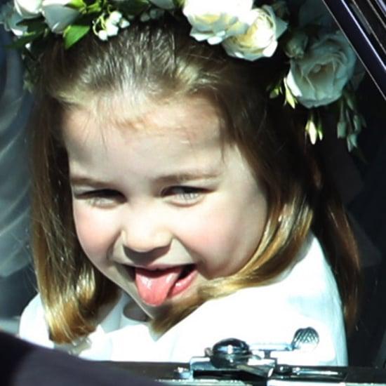 أروع صور الأميرة شارلوت في 2018