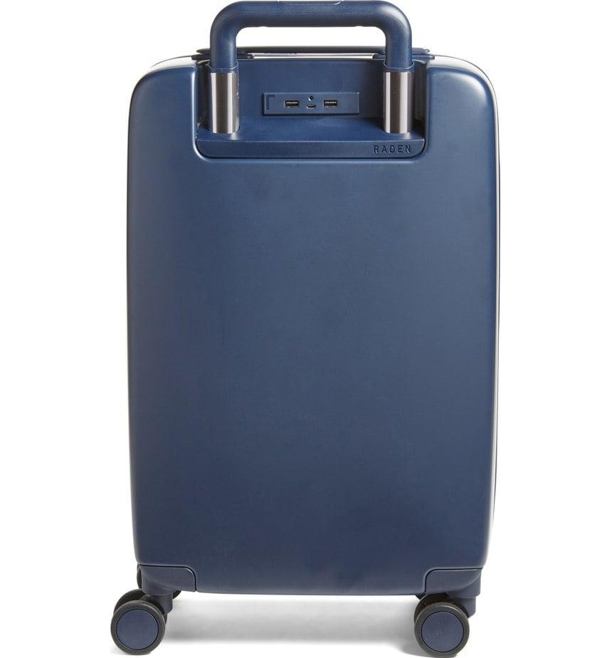 Backpack Suitcase Hybrid