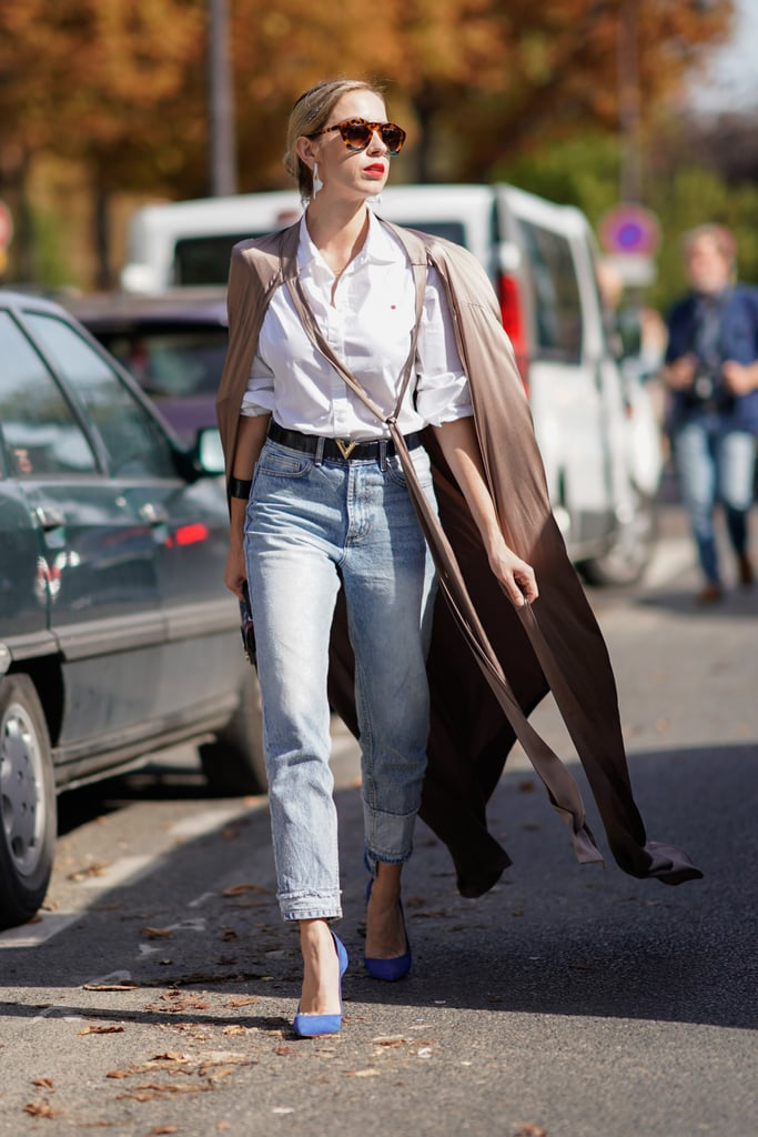 Tuck It Into Your Favorite Jeans