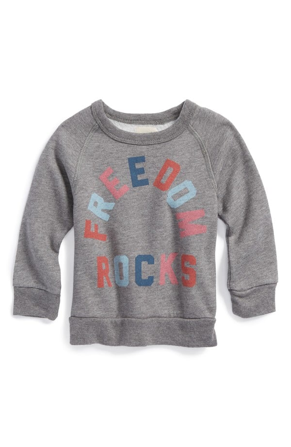 Wear This: Peek Sweatshirt