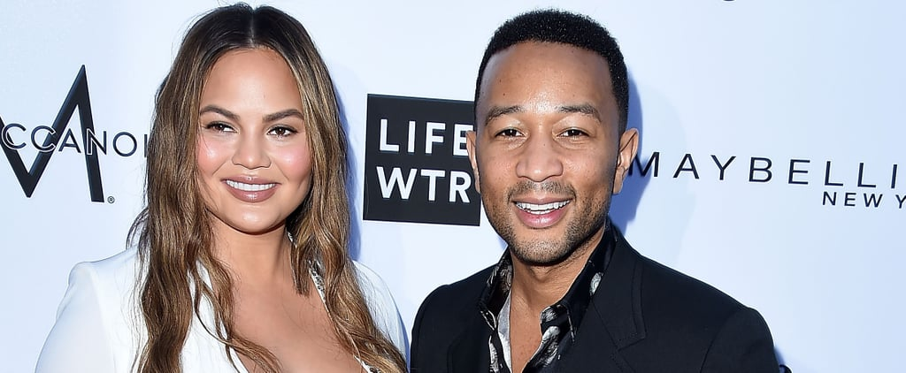 Chrissy Teigen Gives Birth to Second Child