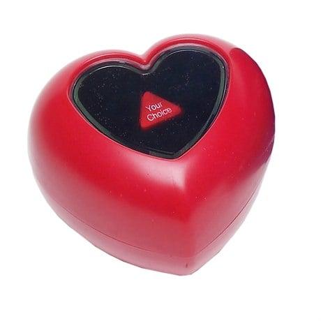 Mystery Sex Heart