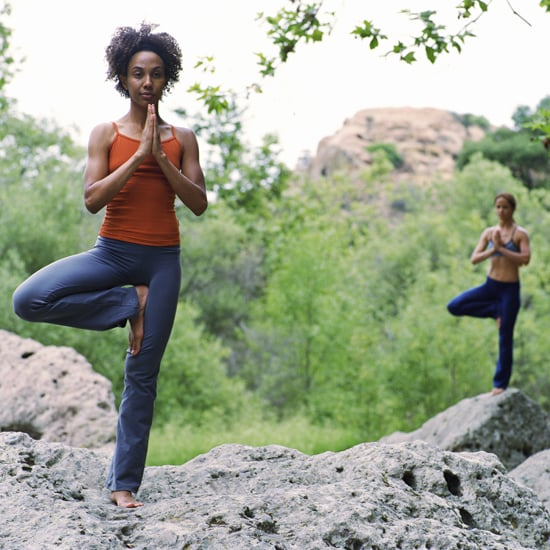 How to Do a Tree Pose in Yoga