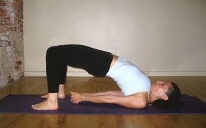 How to Do Bridge Pose