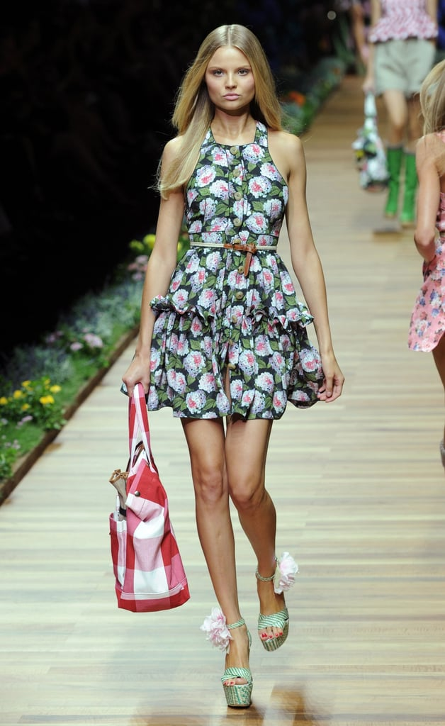 Spring 2011 Milan Fashion Week: D&G 2010-09-23 15:36:44 ...