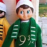 Harry Potter Inspired Elf Sweater