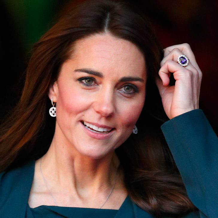 Kate Middletons Jewelry Facts POPSUGAR Celebrity