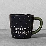 Hearth & Hand With Magnolia Stoneware Merry & Bright Mug