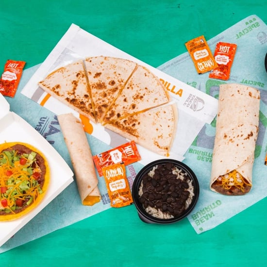 Taco Bell Vegetarian Options