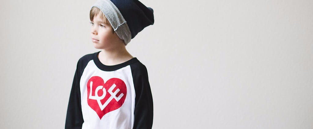 27 Adorable Kids' Tees For Valentine's Day