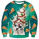 RAISEVERN Holiday Pullover Sweatshirt