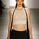 2011 Spring New York Fashion Week: Jeremy Laing