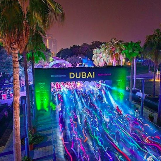PICTURES: Dubai Electric Run 2016