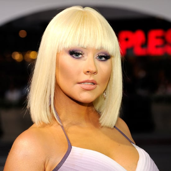 Christina Aguilera's Short Hair | American Music Awards 2012