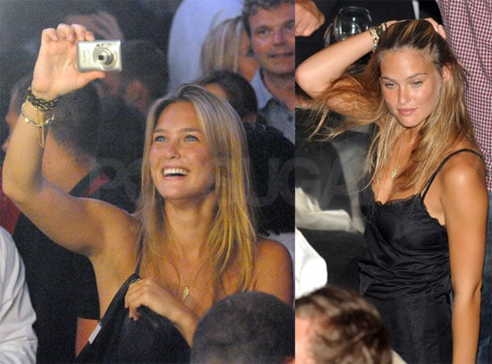 Photos of Bar Refaeli Dancing in St. Tropez 2009-07-23 14:49:55