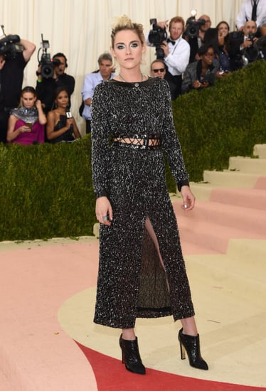 Kristen Stewart at the Met Gala 2016